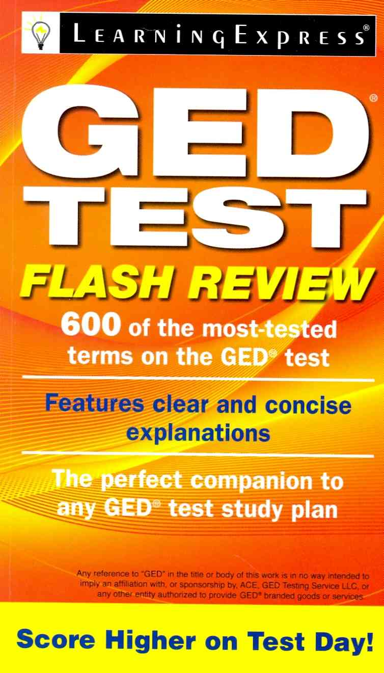 Ged Test Vocabulary Flash Review